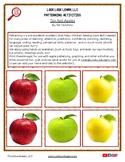 Ten Red Apples: Apple Patterning