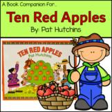 Ten Red Apples Book Companion