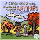 The Little Old Lady Who Was Not Afraid of Anything - Autumn Book w/ Instruments