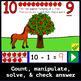 Ten Red Apples- Promethean Actiivinspire Flipchart