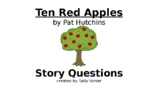 Ten Red Apples Story Pack
