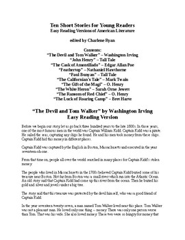 Ten Short Stories for Young Readers