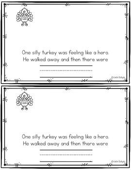 Ten Silly Turkeys