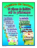 Ten French Spring Plays (French Reader's Theatre)