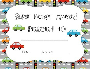 Ten Super Awards