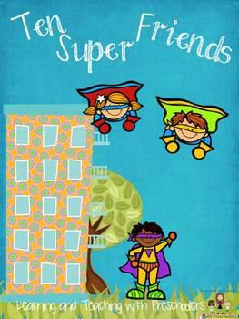 Ten Super Friends