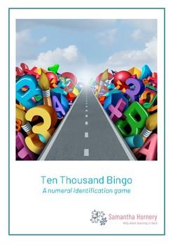 Ten Thousands Bingo