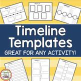 Twenty Timeline Templates