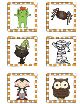 Ten Timid Ghosts - Fun Literacy and Math Ghost Pack!