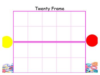 Ten, Twenty Frames and counters