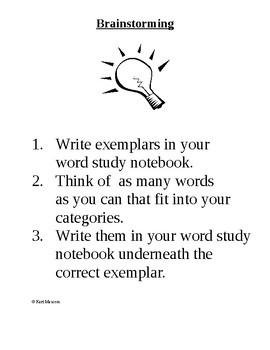 Ten Ways to Sort Words
