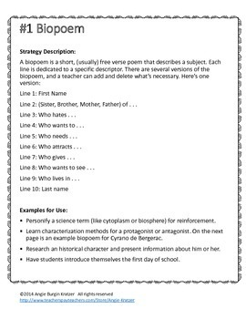 Ten Ways to Teach ANY Content Through Writing