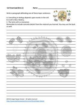 How to Teach BIOLOGY Through Writing {10 Strategies}