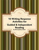 10 Guided Reading - Writing Response Ideas: A Literacy Coaching Tool