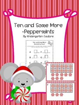 Ten and Some More Count The Room -Peppermints (December)