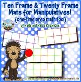 Ten and Twenty Frame Workmats