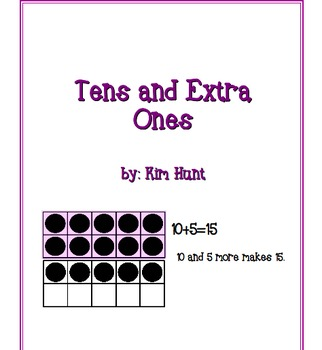 Ten and extra ones...Teen numbers