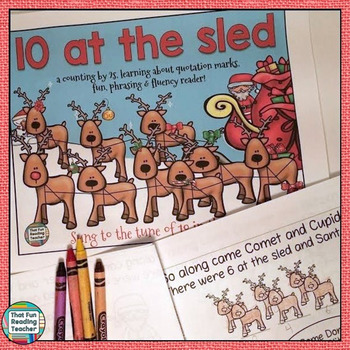 Christmas - Read, Sing and Count!