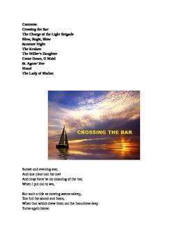 Ten by Tennyson