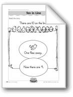 Ten in Line (subtraction)