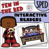 Adapted Books Ten in the Bed
