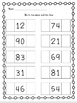 Ten more ten less / What comes before and after [math worksheets]