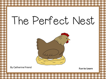 The Perfect Nest    ~29 pgs. Common Core Activities