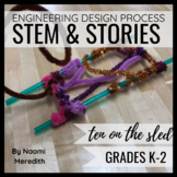 Ten on the Sled Book Activity | STEM Activities for Winter