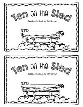 Unit Based on the Book TEN ON THE SLED by Kim Norman