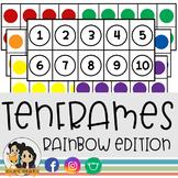 TenFrames [Rainbow Edition]