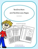 Ten/One More and Less Pages