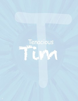 Tenacious Tim - Problem Solving