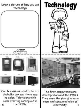 Technology book Bilingual
