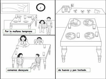 Tenemos hambre - Spanish (((Musical Echoing))) For Children
