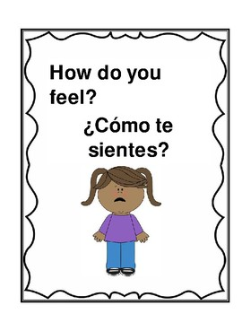 Tener- Bilingual How do you feel?