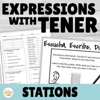 Tener Expressions BUNDLE
