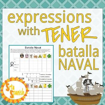 Tener Expressions Battleship - Batalla Naval