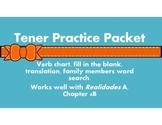 Tener Practice Packet