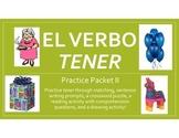 Tener Practice Packet 2
