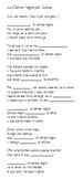 Tener Practice with Song (Tengo la camisa negra)