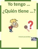 Profesiones (Professions in Spanish) Tengo Quién tiene