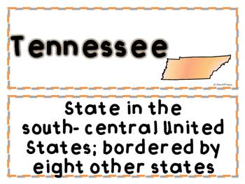 Tennessee Reading & Math Unit