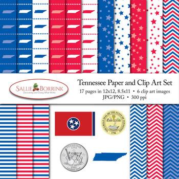 Tennessee Clip Art