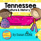 Tennessee Culture and History Booklet and Vest Kit for 2nd Grade