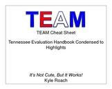 Tennessee Evaluation TEAM