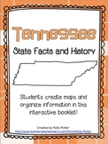 Tennessee Factbook- All-in-One Organizer for Maps and Information
