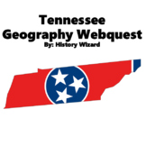 Tennessee Geography Webquest