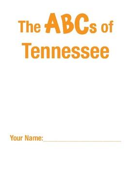 Tennessee Handwriting Printables - Cursive