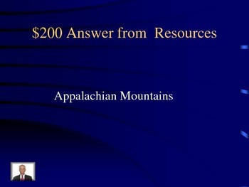Tennessee History Jeopardy