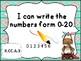 Tennessee Kindergarten Math I Can Statements - Aztec Theme